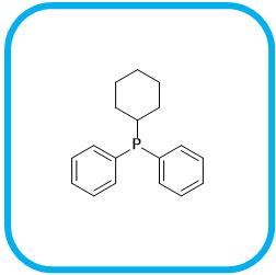 二苯基环己基膦 6372-42-5.png
