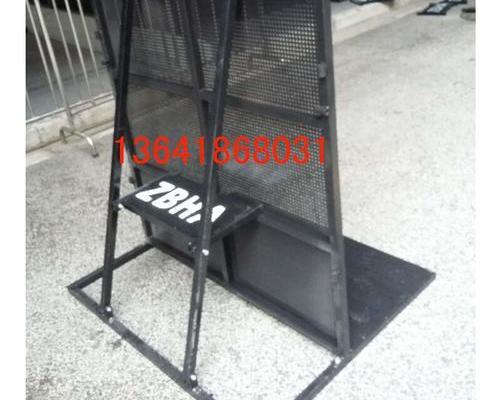 上海防爆铁马生产厂家 可折叠式防爆铁马定做