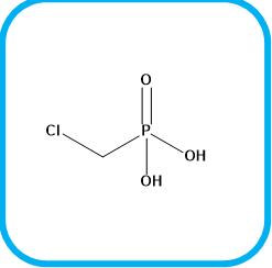 氯甲基膦酸 2565-58-4.png