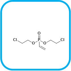 乙烯基膦酸双(2-氯乙酯) 115-98-0.png