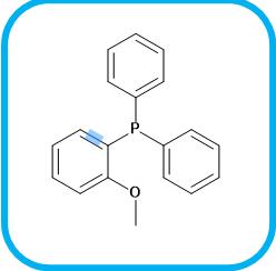 对茴香基二苯基膦 53111-20-9.png