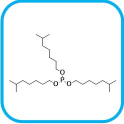 三异辛基亚磷酸酯 25103-12-2.png