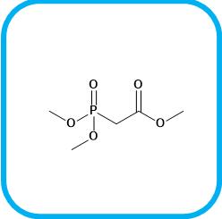三甲基膦酰基乙酸酯 5927-18-4.png