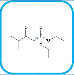 (3-甲基-2-氧代丁基)膦酸二乙酯 7751-67-9.png