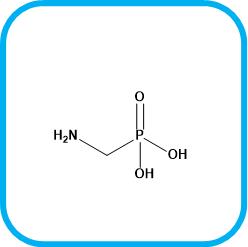 氨甲基膦酸  1066-51-9.png
