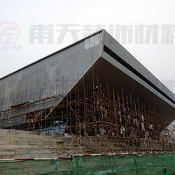 芜湖幕墙铝单板工程案例