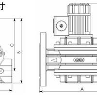 阀门安装尺寸表——阀体长度、阀门高度等