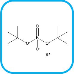磷酸二叔丁酯钾盐 33494-80-3.png