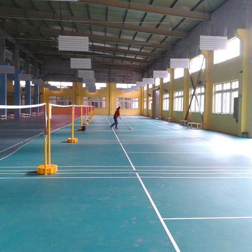 羽毛球场工程案例