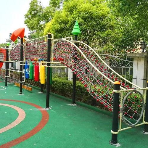 儿童游乐设施案例