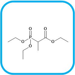 三乙基2-膦酰基丙酯 3699-66-9.png
