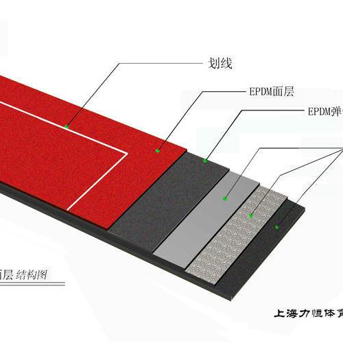 EPDM塑膠面層