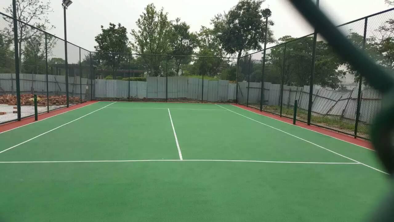 江桥华瑞集团谷谷拉网球场