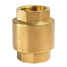 H12X黃銅立式止回閥