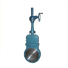 DMZ573傘齒輪暗桿式刀型閘閥