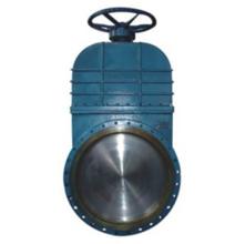 DMZ73手动污水刀型闸阀