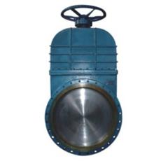 DMZ73手動污水刀型閘閥