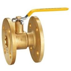 Q41F黃銅法蘭球閥
