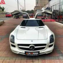 上海租婚车 奔驰SLS AMG