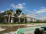 上海原水厂机房改造加固