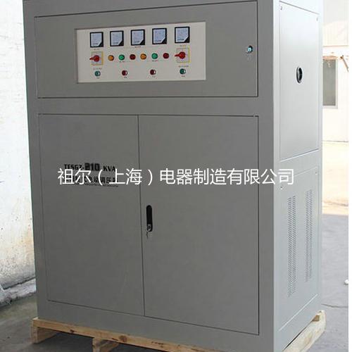 大功率柱式电动调压器