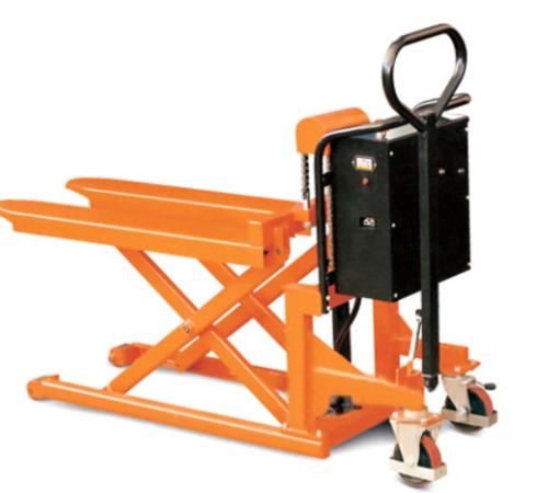 RS3091电动剪式可移动升高搬运车