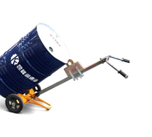 RS3052 机械手推式油桶搬运车