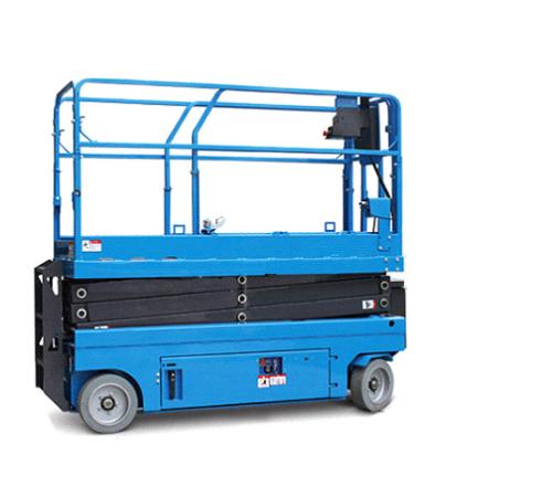 RS6011  自行式电动剪叉型高空作业平台
