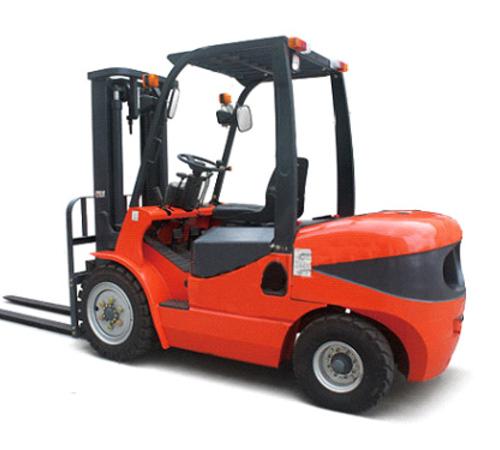 RS1011 4-5T内燃平衡重柴油叉车