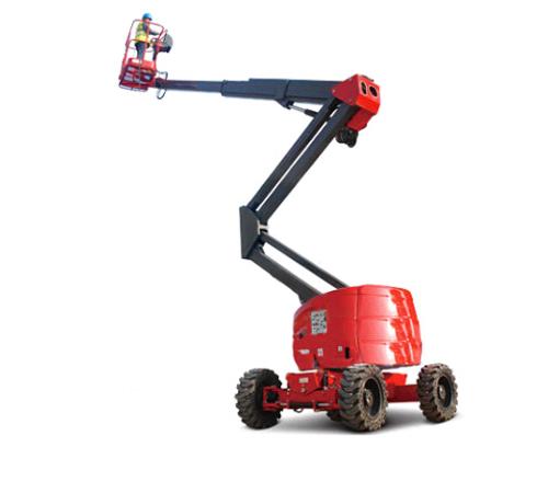 RS6064 自行式柴油曲臂型高空作业平台