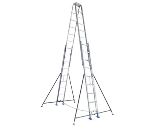 RS6082 铝合金双面升降梯