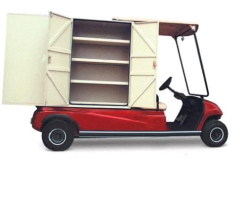 RS7059 两人座餐饮车