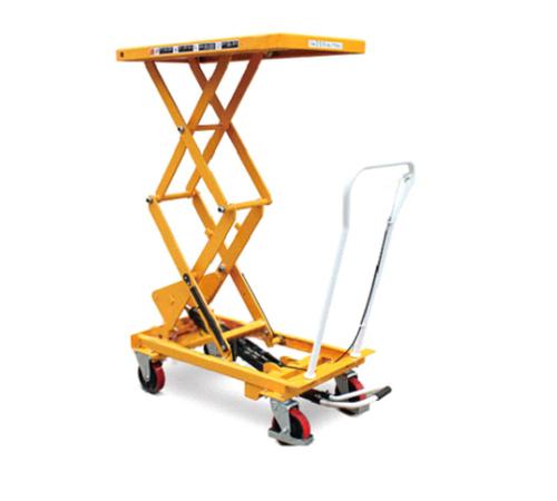 RS5040 经济型脚踏式升降平台车