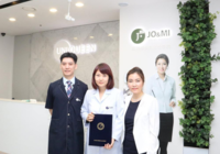 韩国JO&MI机构半永久化妆师