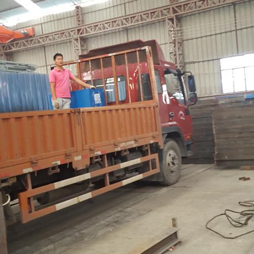 混凝土布料机运输