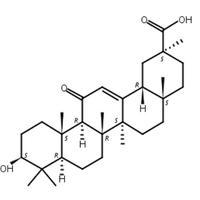 甘草次酸标准品 CAS:471-53-4