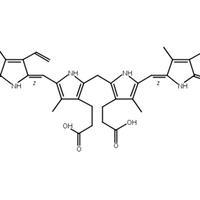 胆红素,胆红质,胆深红,CAS:635-65-4