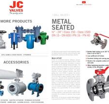 西班牙JC-valves阀门