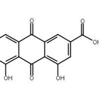 大黃酸 CAS:478-43-3