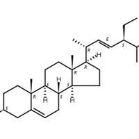 豆甾醇,豆固醇,CAS:83-48-7