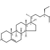 β-谷甾醇;植物甾醇,CAS:83-46-5