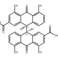 番泻苷元B,CAS:517-44-2
