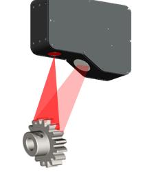 激光2D测量系统
