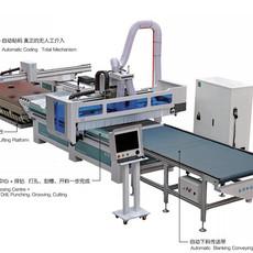 板式家具生产线N6