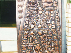 南通研祥智谷批量铜浮雕