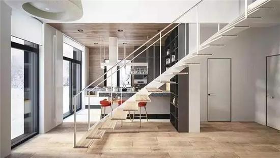 楼梯装修很重要,像不像豪宅就靠它!