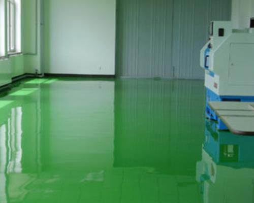环氧树脂平涂型地坪