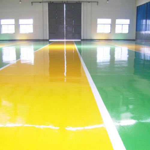 環氧樹脂砂漿耐磨地坪