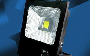 如何安装LED投光灯?