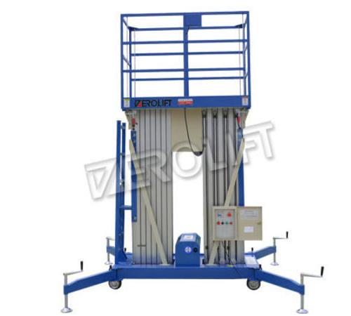 铝合金高空作业平台(双桅)